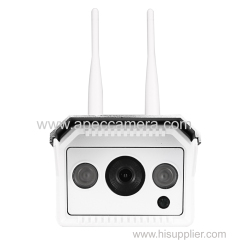 2.0MP 3G/4G sim card wifi IR vision IP bullet cameras 4g network CCTV cameras P2P wire free security ip camera