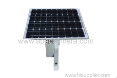 30W solar power panel 20A battery solar power system for CCTV cameras solar power CCTV cameras no power security