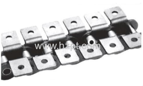 Attachment Sidebar Elevator Chain DT10/DT15A/DT15B For Cement machine industry
