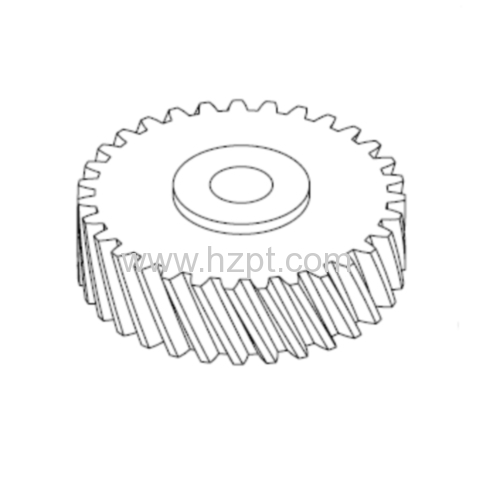 High Precision Plastic Gears For Electric Motor Various Machines