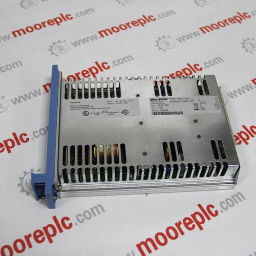 51401491-100 Safe digital input FTA (48 Vdc 16 channels)