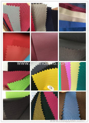 PVC coated polyester oxford fabric