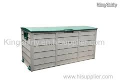 245L outdoor storage box