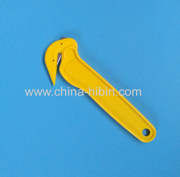 Concealed blade safety cutter knives