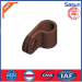 Pure Copper One Hole Cable Clip