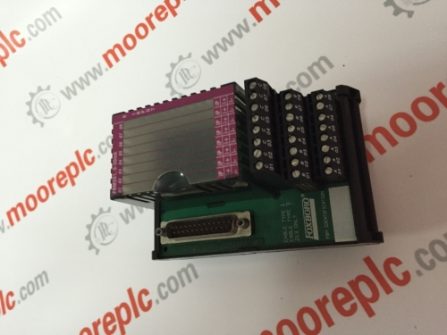 NEW IN BOX FOXBORO PLC FBM207B P0916JS FBM8 I/O MODULE