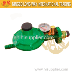 Cooking Gas Regulator for Home Appliance