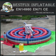 Adventure inflatable Kapow multi-play games