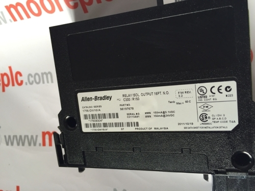 1756-IB32 | Allen Bradley | CONTROLLOGIX 32DI 10-31V DC MODULE
