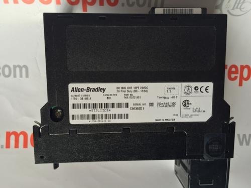 Allen Bradley 1756-DHRIOXT ControlLogix EtherNet 10/100 Communication Bridge Module
