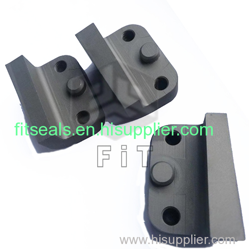 Tungsten Carbide Customized Machinery Irregular Part