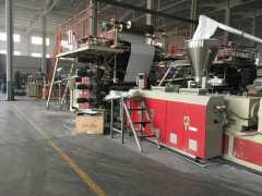 Calender Machine for PVC flooring