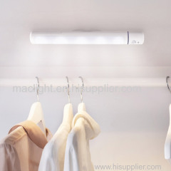 White Color Cabinet Wireless Lighting