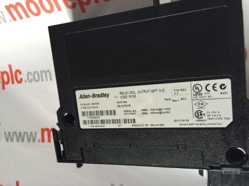 1756-IB16I/A ALLEN BRADLEY ControlLogix Input Module **NEW**