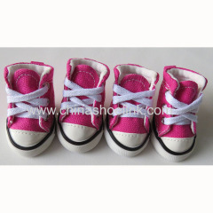 Pink cotton shoes for your love Teddy