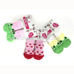 Non slip socks for dogs from China supplier