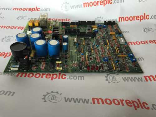 GE GENERAL ELECTRIC PREAMPLFR PLC CIRCUIT CARD MODULE A06B-6110-H055