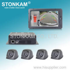 STONKAM 1080P HD 360°Around-View System