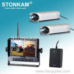 STONKAM 5 inches 2.4 GHz Digital Wireless System