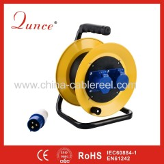 16A WITH METAL DRUM INDUSTRIAL CABLE REEL