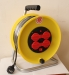 250V France Outlet extension cord reel