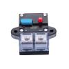 0 OR 4 GAUGE 100 AMP CAR STEREO 12V INLINE POWER CIRCUIT BREAKER