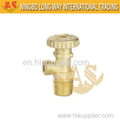 Latest Gas Cylinder Valves with High Quality 2018
