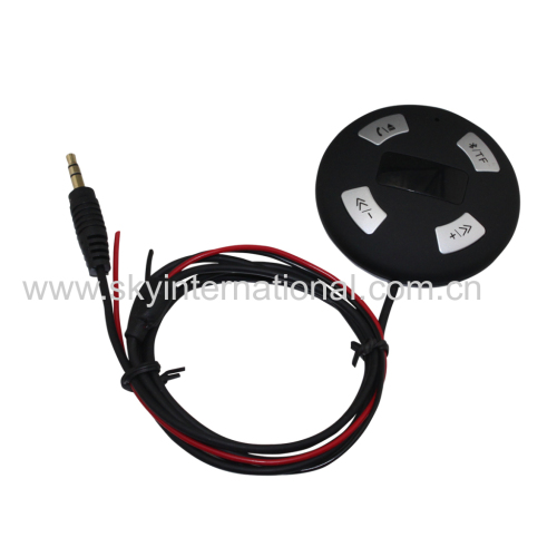 Universal Bluetooth module 3.5MM input for car radio stereo wireless music With Hand Free Phone Call