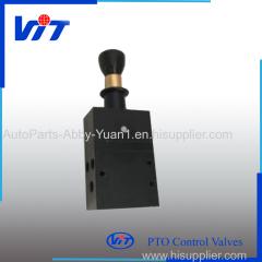 VIT Brand Aluminium Pneumatic Double Acting Valve 1406P Cab Controls