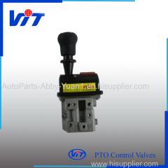 VIT Brand Hyva 3 Way Dump Truck Controls