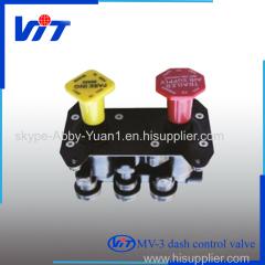 VIT brand MV-3 MV3 Air Brake Dash Control Valve For International Truck
