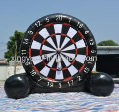 Giant Inflatable football Dartboard for Sale