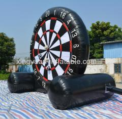 Giant Inflatable Soccer Dartboard for Sale