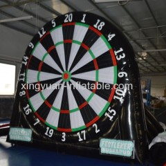 Inflatable Golf Dart Board