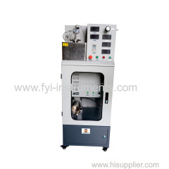Lab Scale Carbon-Polymer Fiber Melt Spinning Machine for Lab Use