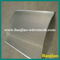 304 Stainless Steel Sieve Bend Screen