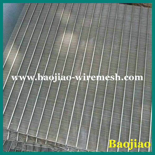 Welded Shaking Sieving Mesh