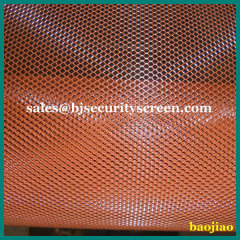 Powder Coated Leaf Screening Mesh Guard