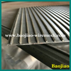 Wedge Wrapped Mine Sieving Mesh