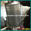 304/316 Parabolic Sieving Filter Screen