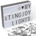Customizable Night Light LED Box