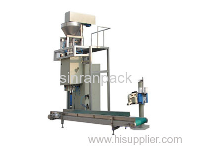 semi-automatic packing machine for powder