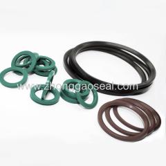 Wear Resistant Seal ED-Ring Viton ED-Rings Rubber ED-Ring