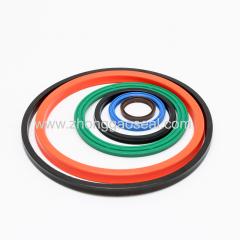 PU Orange Back-up Ring Orange Back-up Ring