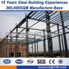 metal building workshop structral steel workshop suitable price