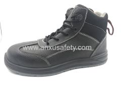 AX06007 leather safety shoes made in china