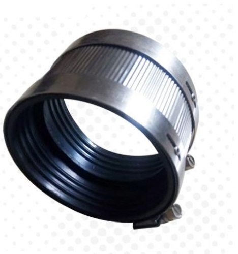 Stainless steel with Natural rubber inside Heavy dutyType A Pipe Coupling
