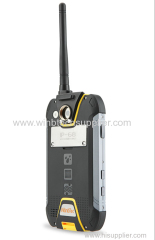 6500mah dmr walkie talkie sos poc ru-gge-d phone ip68 ATEX EX OEM iris outer camera micphone phone LTE USA EU Band