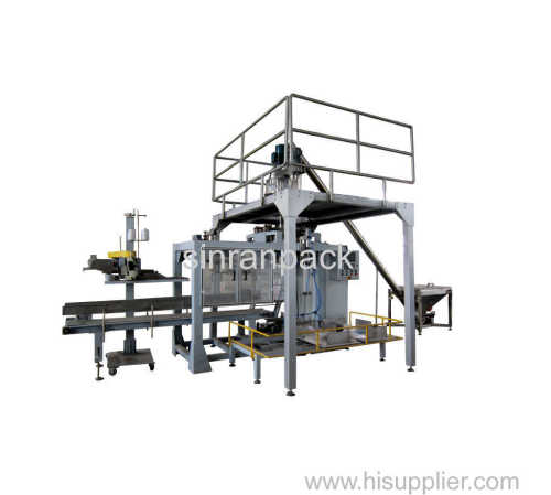China high quality big bag automatic packing machine