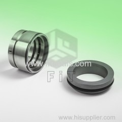 Multiple spring mechanical seal. Mechanical Seal Style Vulcan 40 Water Pump
